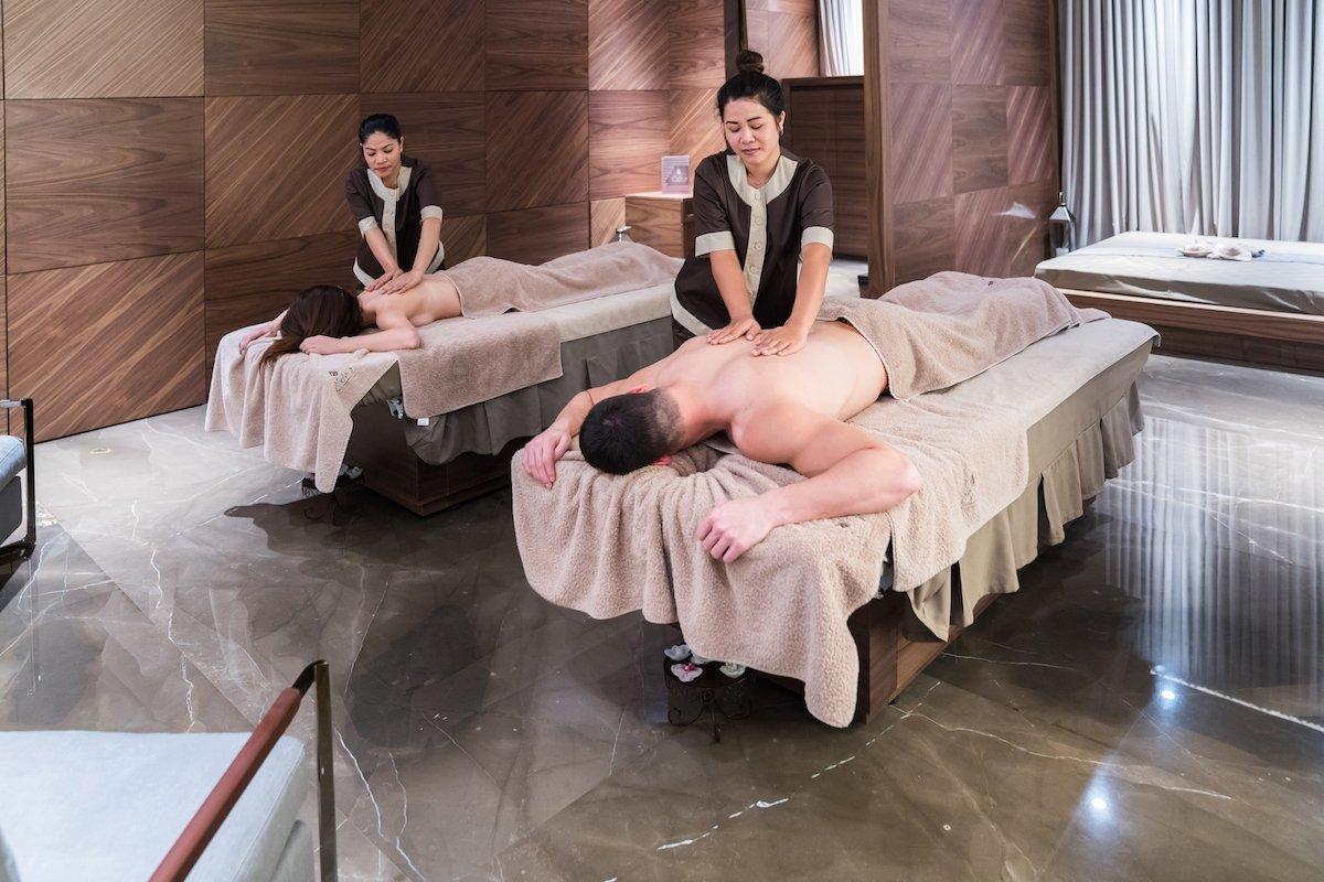 body massage spa in delhi